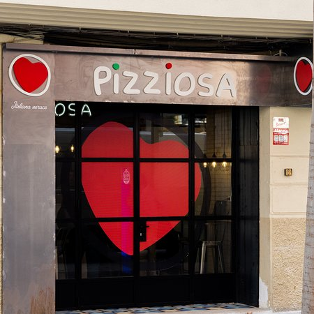 Pizziosa – Santa Catalina
