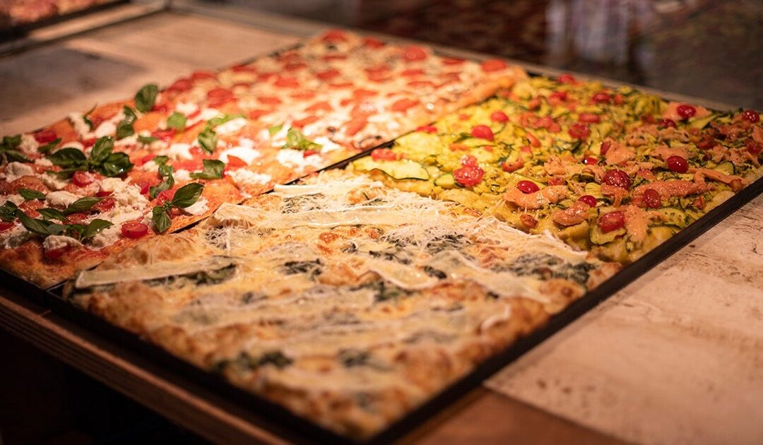 Iris Pizza